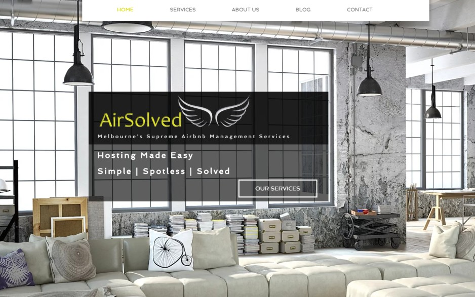 AirSolved - Airbnb Management Company