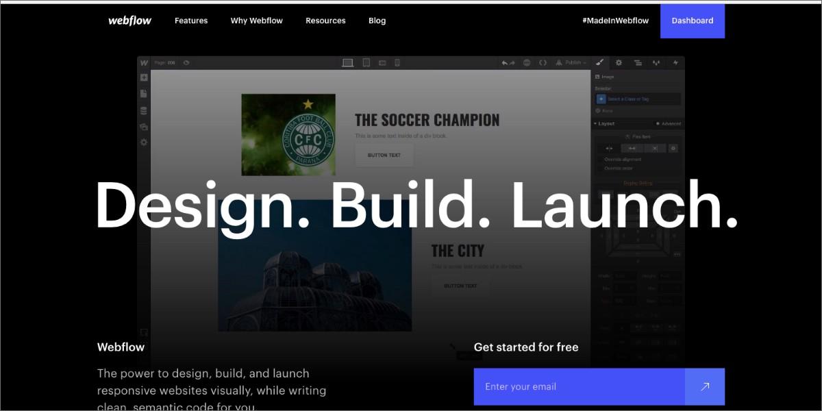 Webflow – an overview