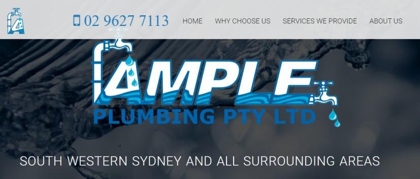 plumbers in Parramatta