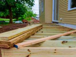 Is timber decking an environmentally friendly choice