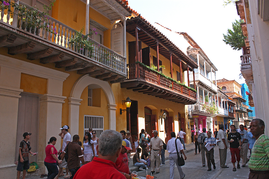 Cartagena, Colombia - Gay Travelers