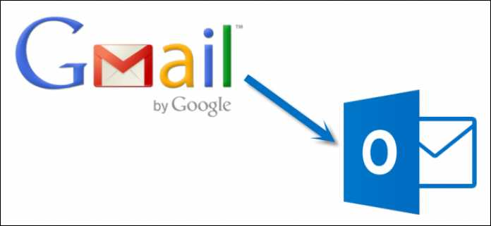 migrate Gmail to Outlook 365