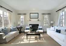 Living room upgrades for creating a more luxurious style