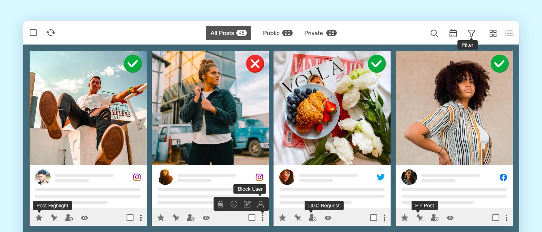 Taggbox - social media tools