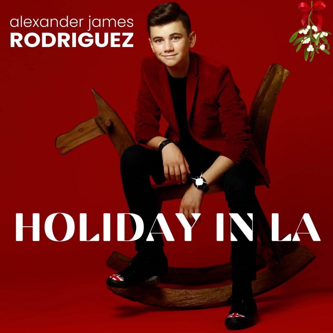 Holiday in LA - Alexander James Rodriguez