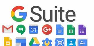 Transfer Data Between G Suite Accounts