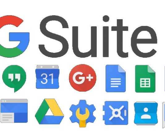 Transfer Data Between G Suite Accounts