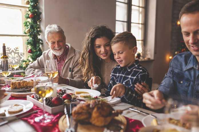 How do Australians celebrate Christmas