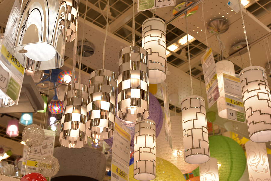 Some of pendant lights