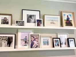 Why you need a gallery shelf for your photos