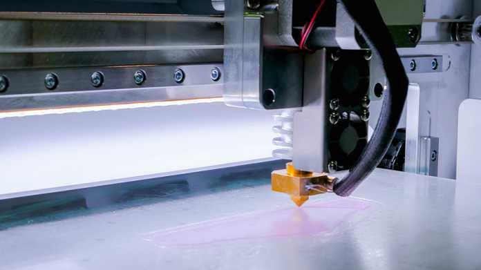 impact of metal 3D printing in the dental industry