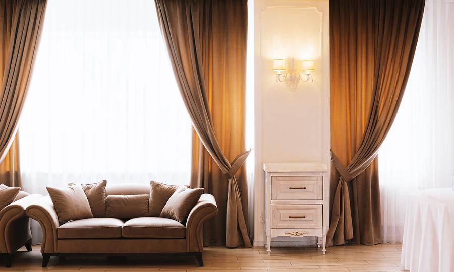 windows designing of the decors