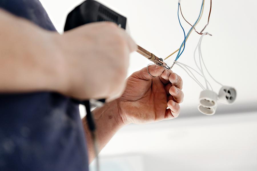 wiring pendant lights