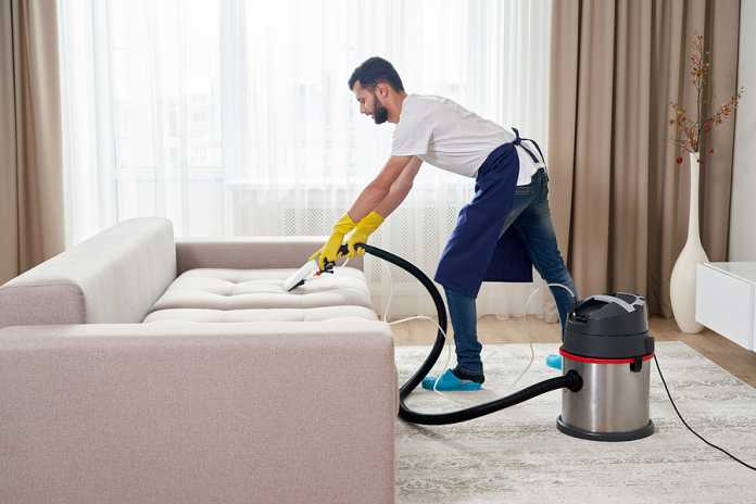 How much does an end of lease cleaning cost