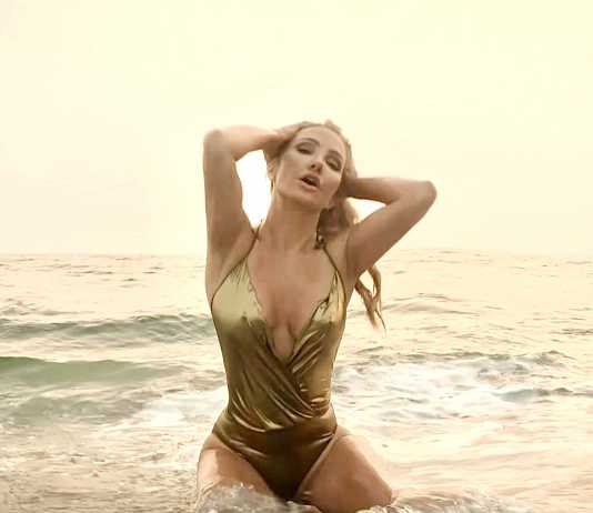 "Pop Singer Nikki Lund wows fans in sexy new video for her new single ""You and I"""