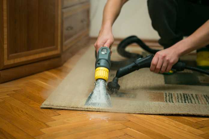 latest revolution in carpet steam cleaning and cleaners