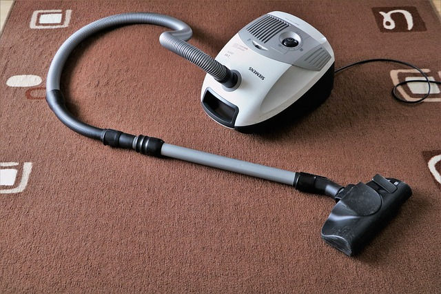 A vacuum a best carpet cleaning solution.