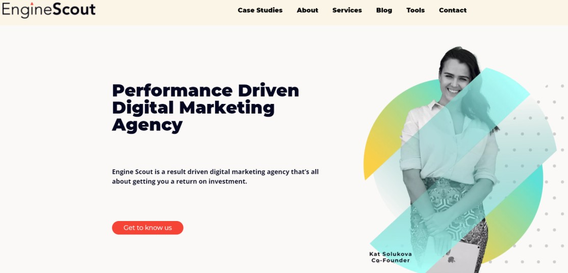 Engine Scout - best SEO company