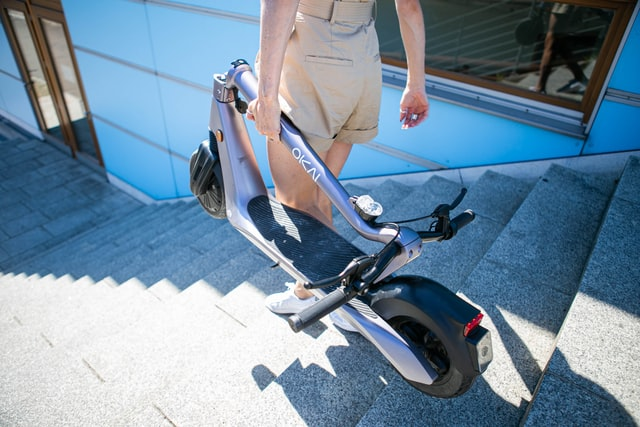 Here are the different benefits of using electric scooters