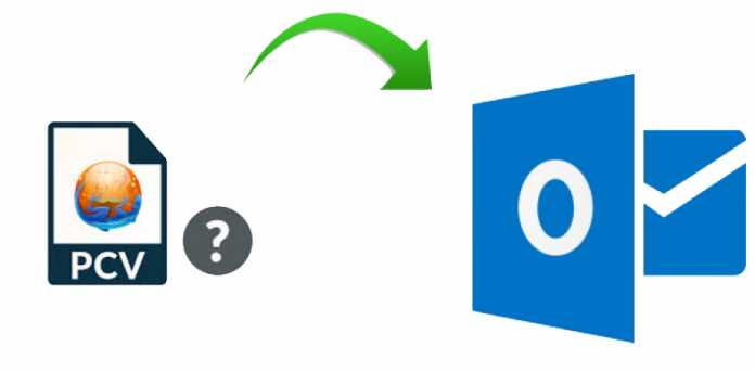 Import MozBackup To Outlook