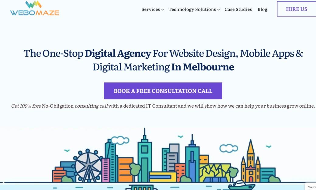 Webomaze - best SEO Company