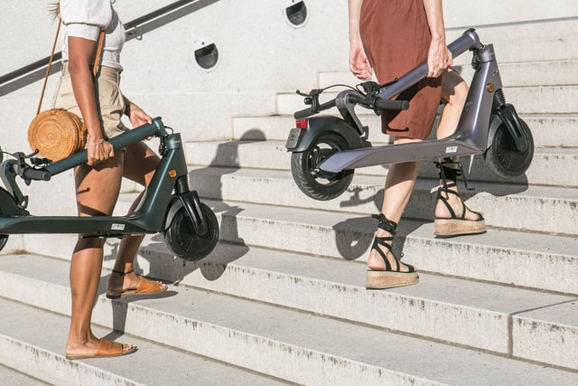 electronic scooters