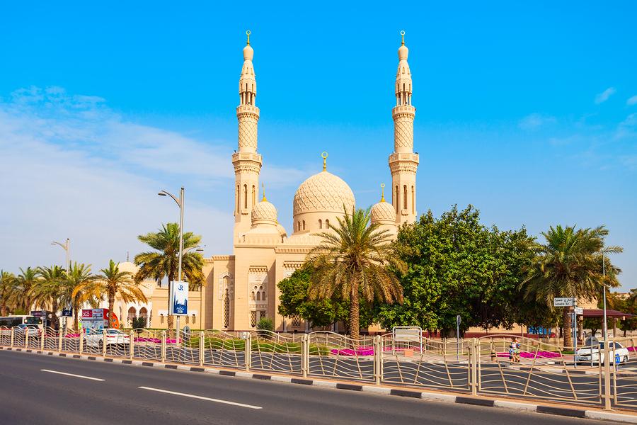 Islam Religion Dubai