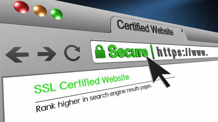 SSL certificates helps in eliminating cybersecurity threats