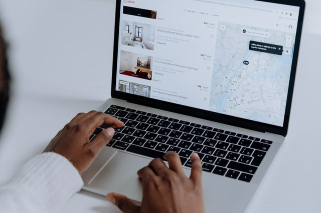 Airbnb clone : foray into the hospitality industry with an online marketplace app like Airbnb