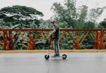 How to care for your electric scooter properly