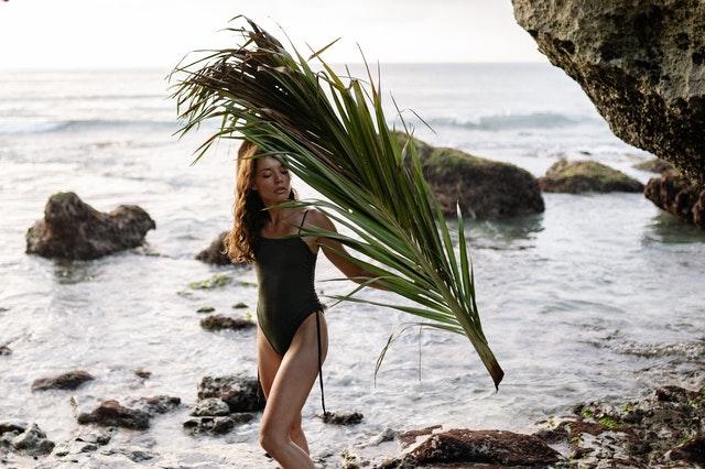 Myra Swim chosen by model.