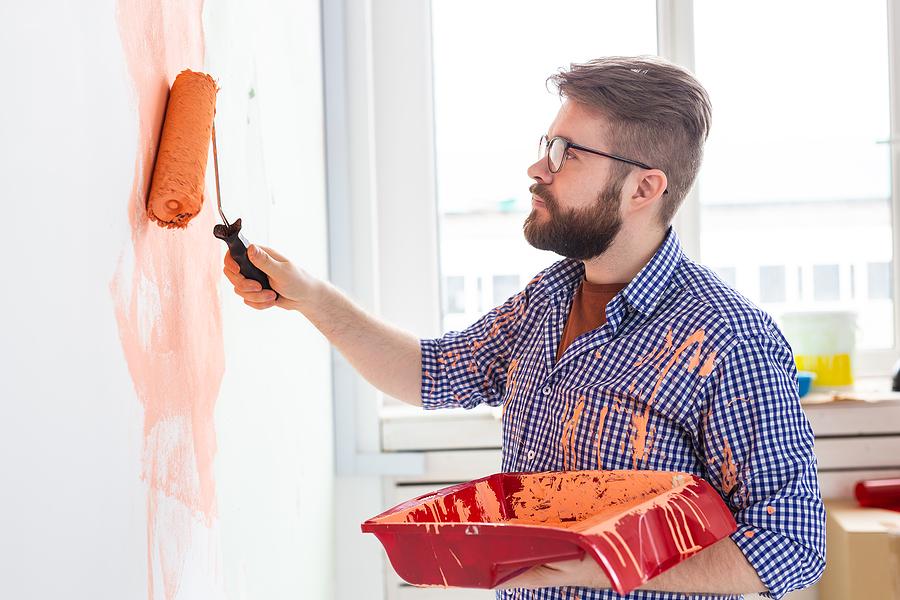 Do a room or home makeover