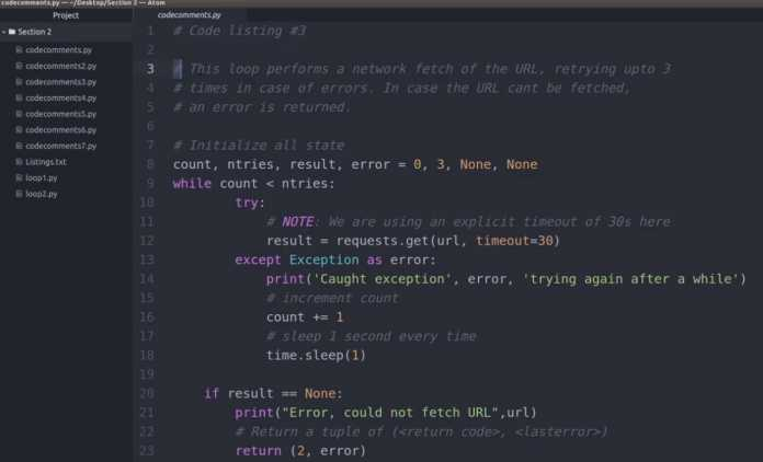 Is Python good for software development