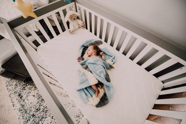 Baby nursery peaceful