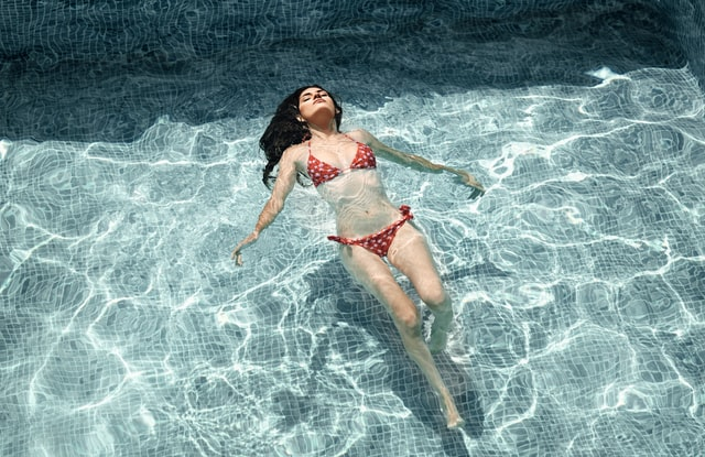Body types for designer bathing suits