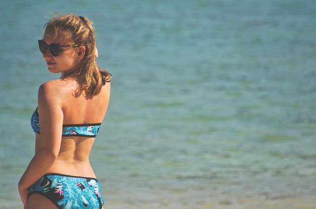 Designer bathing suits for different body types