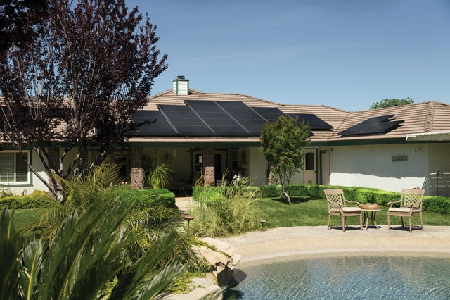 Saving energy outdoor products