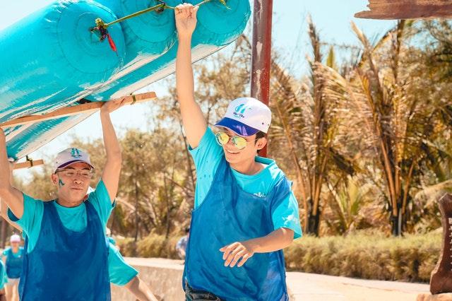 Benefits of team building corporate activites