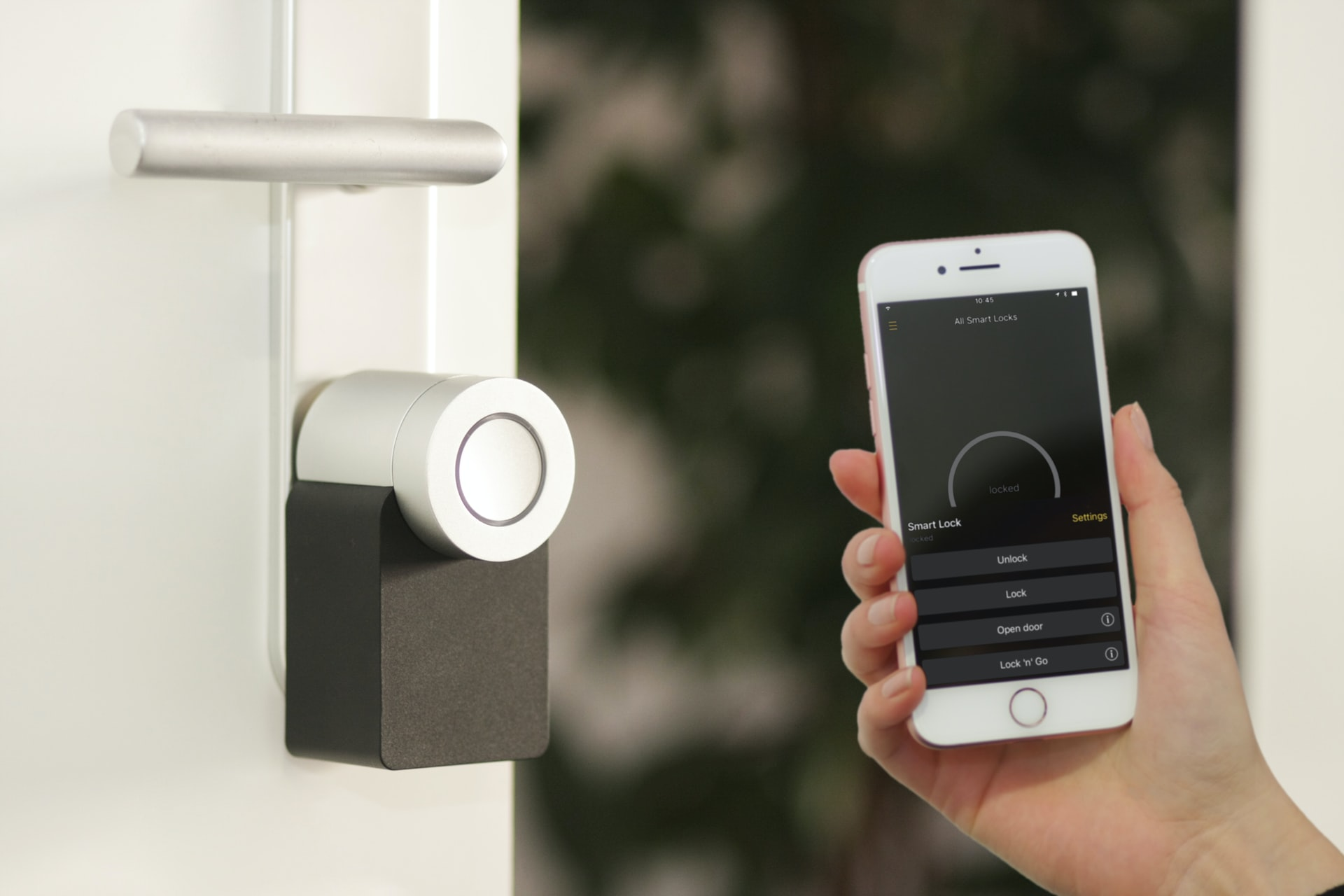 Incorporating smart home devices
