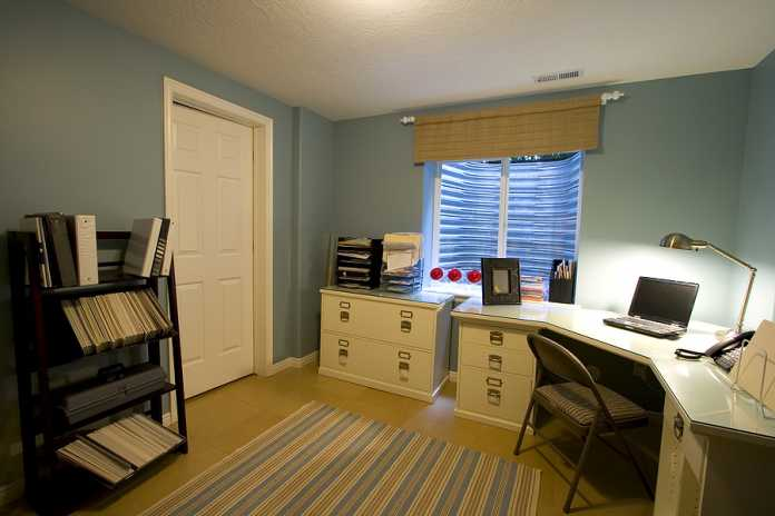 set your home office that improves productivity
