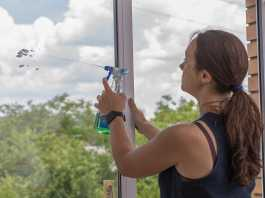 How many times a year should you clean your windows
