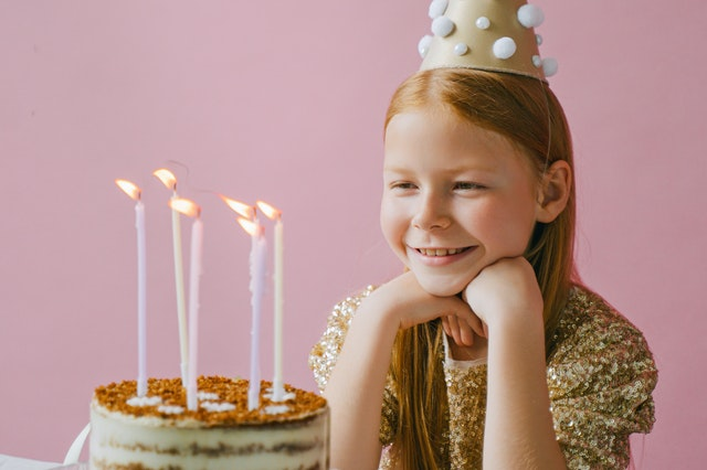 Party for your kids online