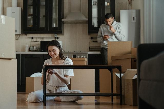 Manage online furniture shop