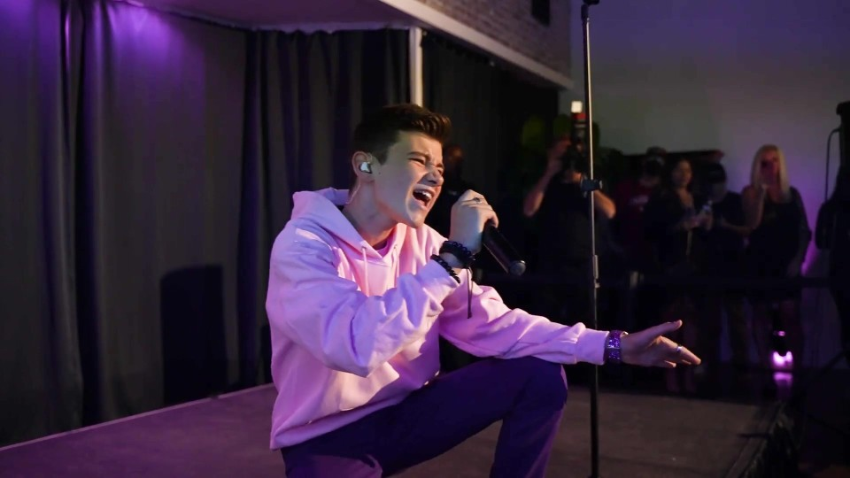 Alexander James Rodriguez Bursts in Color with 'Cherry Bomb'