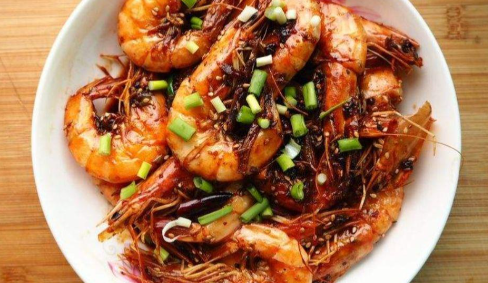 Easy Soy Sauce Prawn Recipe
