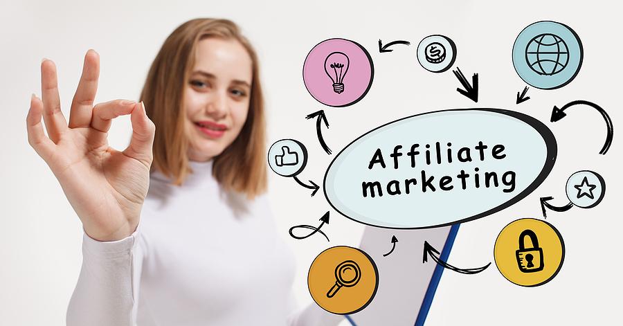 Join an affiliate program