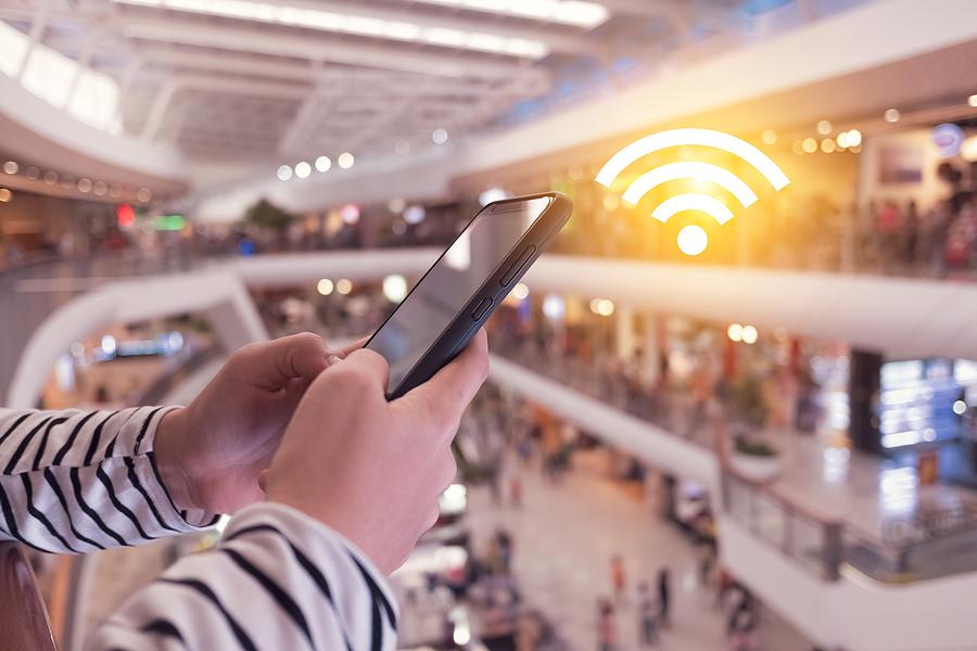 Beware of the public Wi-Fi